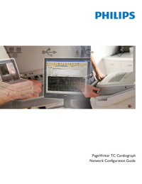 User Manual PhilipsMedical PageWriter TC