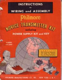 Gebruikershandleiding Philmore NT-200