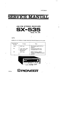 Hobart 4346 mixer grinder Manual
