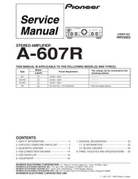 Pioneer-6050-Manual-Page-1-Picture