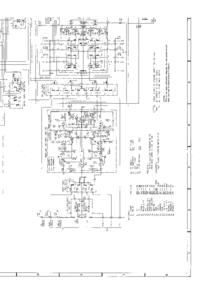 Cirquit Diagram Pioneer SX-1250