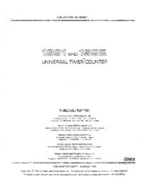 Gebruikershandleiding Racal_Dana 1992