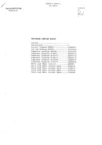 Руководство по техническому обслуживанию Radiosystem RS 9694