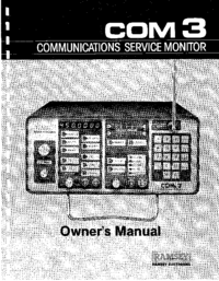 Manuale d'uso, Cirquit Diagramma Ramsey COM 3