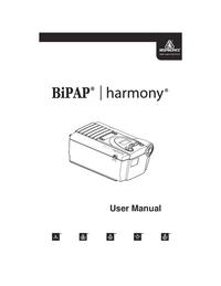 Manual del usuario Respironics Harmony