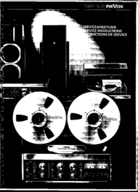 Revox-1203-Manual-Page-1-Picture
