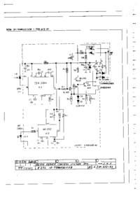 Cirquit Diagram Revox B219