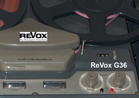User Manual with schematics Revox G36