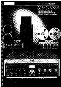 Revox-7377-Manual-Page-1-Picture