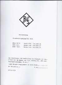 RohdeUndSchwarz-3470-Manual-Page-1-Picture
