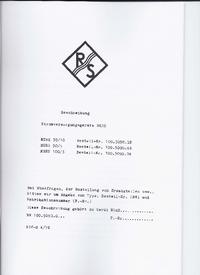 Manuale di servizio RohdeUndSchwarz NGRS 100/3