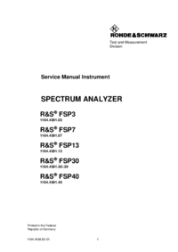 RohdeUndSchwarz-8104-Manual-Page-1-Picture