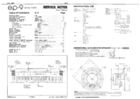 Service Manual Roland EP-9