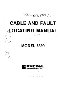 Rycom-6853-Manual-Page-1-Picture