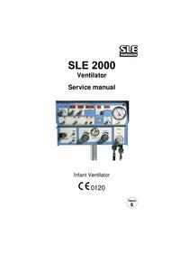 Manual de servicio SLE 2000