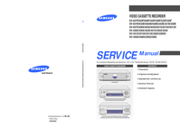 Service Manual Samsung SV-233B