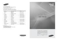 Manual do Usuário Samsung 330