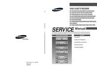 Service Manual Samsung SV-420G
