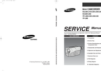 Service Manual Samsung SCL310