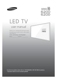 Gebruikershandleiding Samsung 6200
