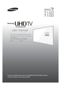 User Manual Samsung 710D