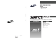 Service Manual Samsung DVD-CM420
