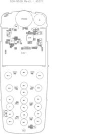 Schema Samsung SGH-N500