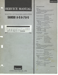 Sansui-1618-Manual-Page-1-Picture