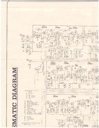 Cirquit diagramu Sansui 5000