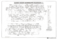 Diagrama cirquit Sansui Eight
