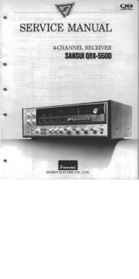 Sansui-503-Manual-Page-1-Picture