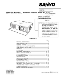 Sanyo-111-Manual-Page-1-Picture