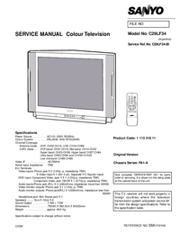 Sanyo-113-Manual-Page-1-Picture