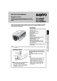Sanyo-11466-Manual-Page-1-Picture