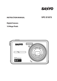 Sanyo-11474-Manual-Page-1-Picture
