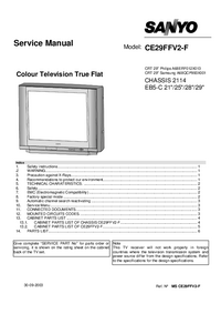 Sanyo-1206-Manual-Page-1-Picture
