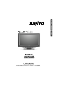 Sanyo-5016-Manual-Page-1-Picture