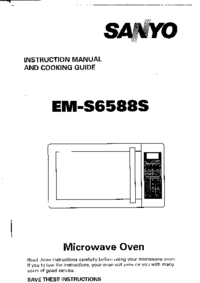 Sanyo-5035-Manual-Page-1-Picture