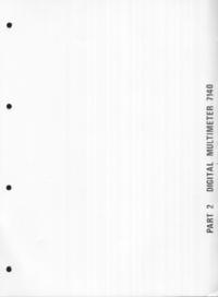 Instrukcja serwisowa Schlumberger 7140