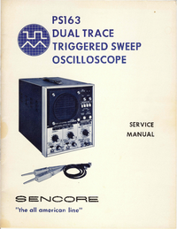Sencore-5940-Manual-Page-1-Picture