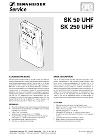Sennheiser-9798-Manual-Page-1-Picture