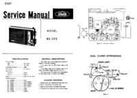 Service Manual Sharp BX-392