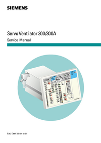 Servicehandboek Siemens 300A