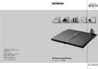 User Manual Siemens Gigaset 3070 isdn