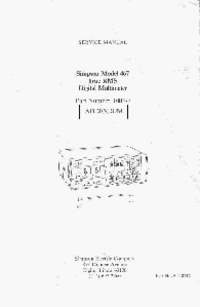 Simpson-1946-Manual-Page-1-Picture