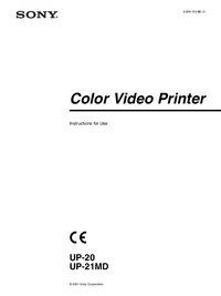 Sony-10602-Manual-Page-1-Picture