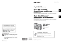 User Manual Sony DSC-W5
