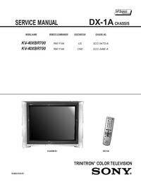 Sony-11601-Manual-Page-1-Picture