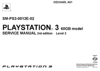 Service Manual Sony Playstation 3
