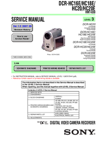 Service Manual Sony RMT-830